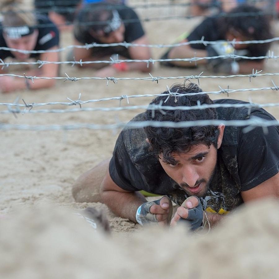 Sheikh Hamdan Spartan Race