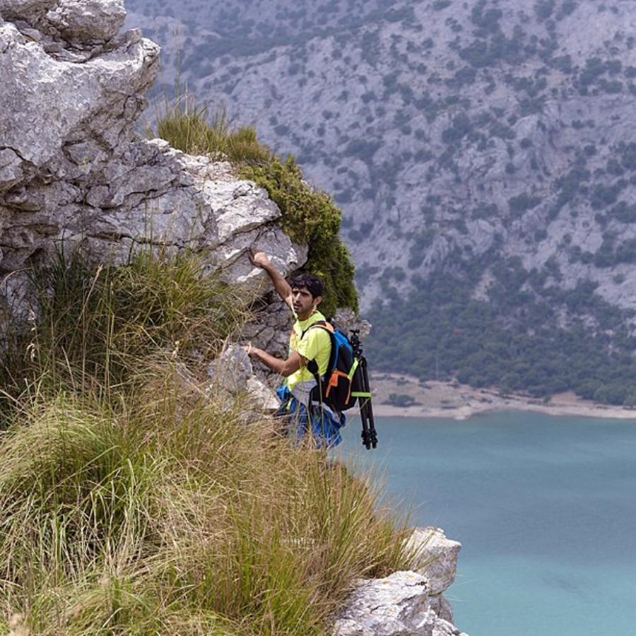 Sheikh Hamdan Canyoneering