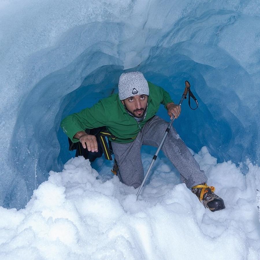 Sheikh Hamdan Snow Cave