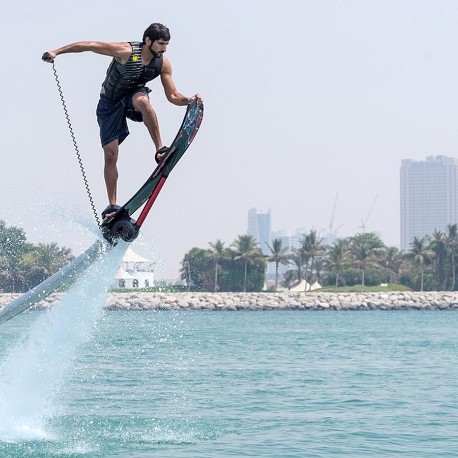 Sheikh Hamdan Waterboard