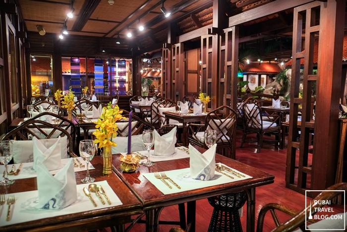 blue elephant restaurant dubai