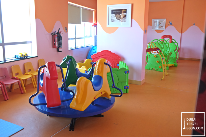 flippers kids club nour arjaan