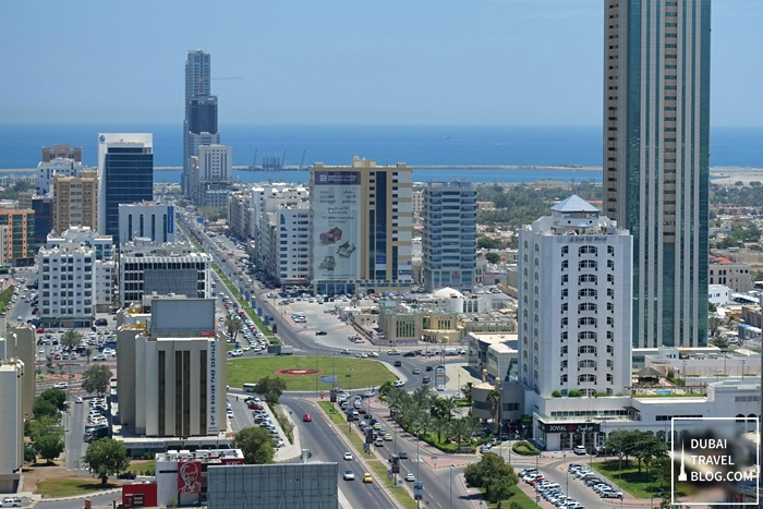 fujairah city view