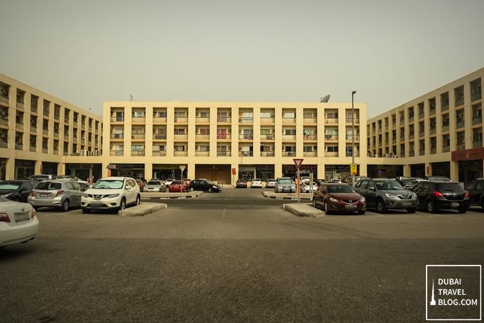 karama souq buildings