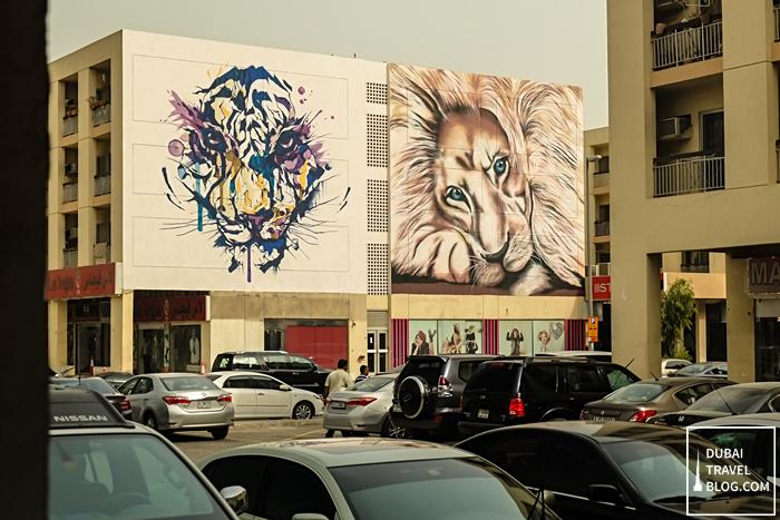 karama street art dubai