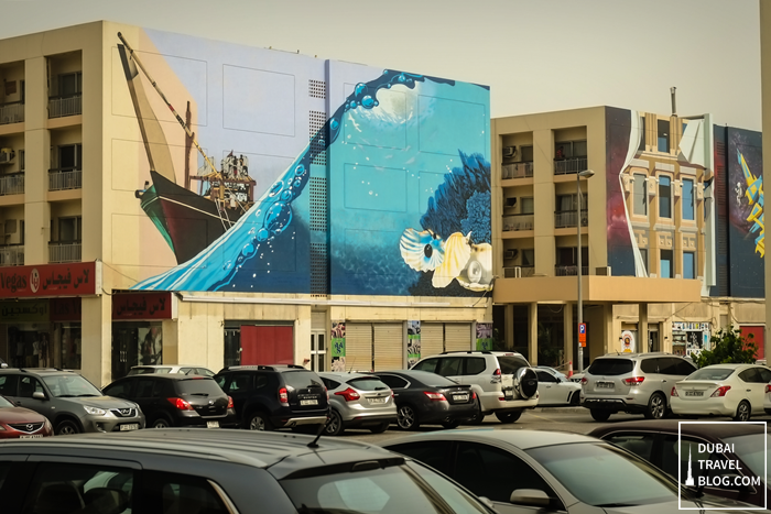 karama street art