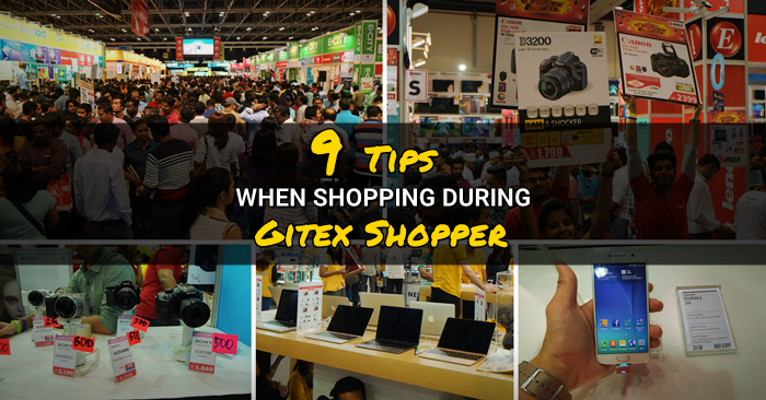 gitex-shopper-festival tips