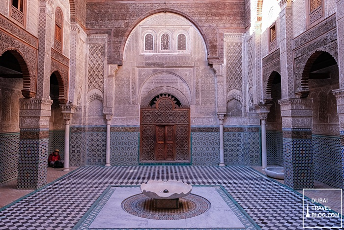 Al Attarine Madrasa Fez
