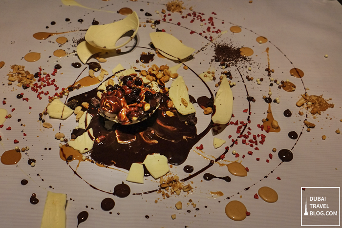 Gajak Alinea Dessert- Carnival by Tresind