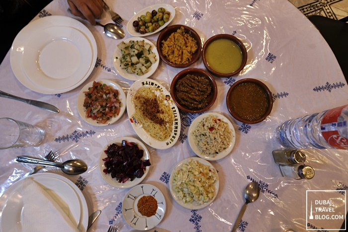 appetizer moroccan food