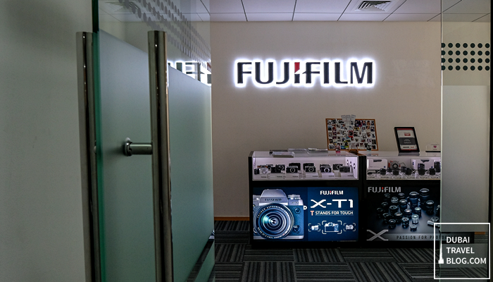 fujifilm middle east office