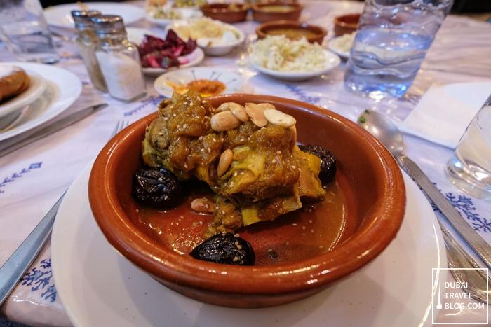meat tagine fez morocco