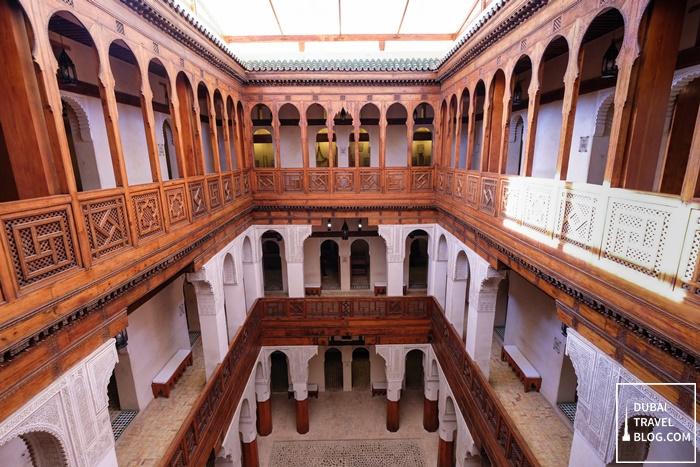 nejjarine museum fes morocco