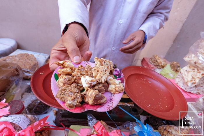 sweets in medina morocco