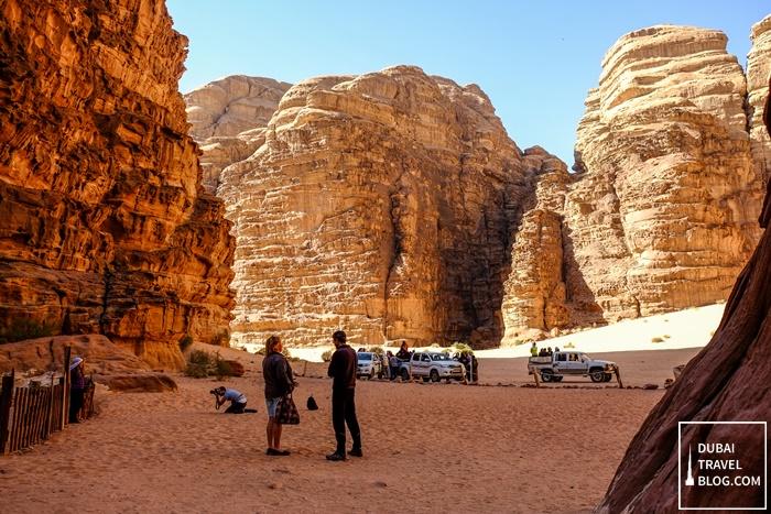 wadi rum jordan blog