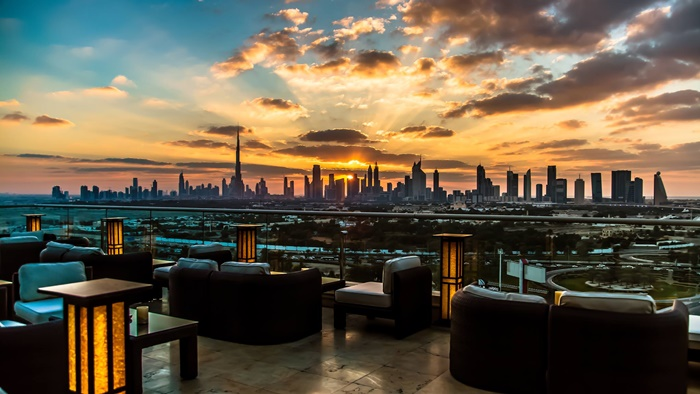 5 Best Rooftop Bars In Dubai Dubai Travel Blog