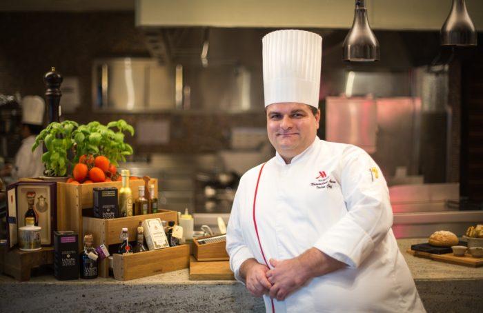 Chef Massimiliano