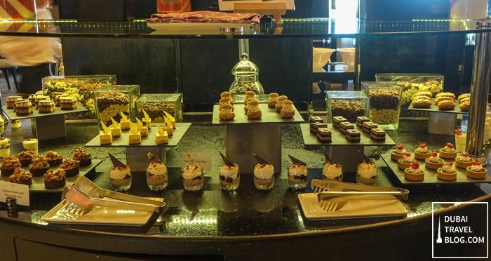 desserts at sofitel corniche abu dhabi