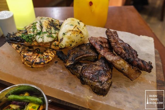 grill night fountain restaurant movenpick
