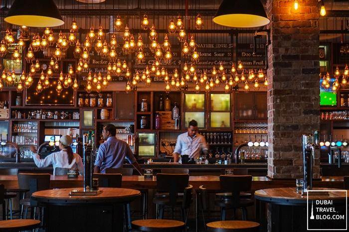 tap house gastro pub dubai