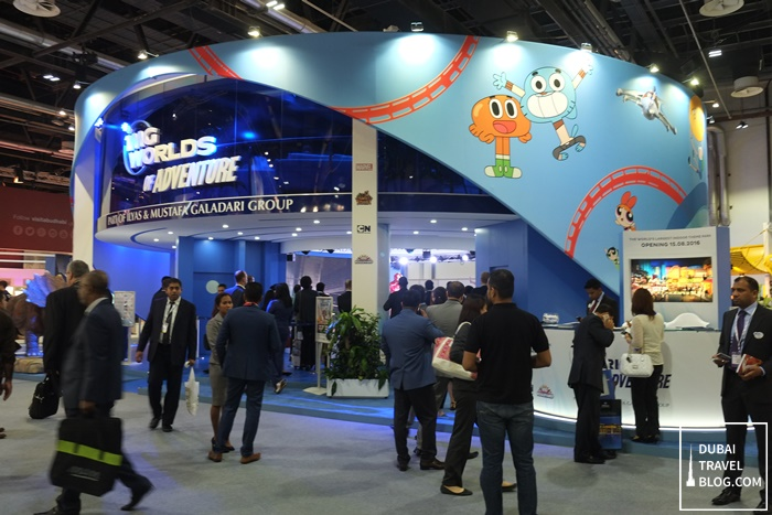 Worlds of Adventure Pavilion Arabian Travel Market