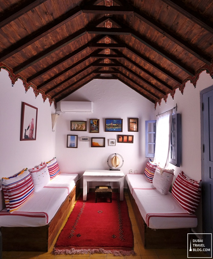 casa perleta inn chefchaouen morocco