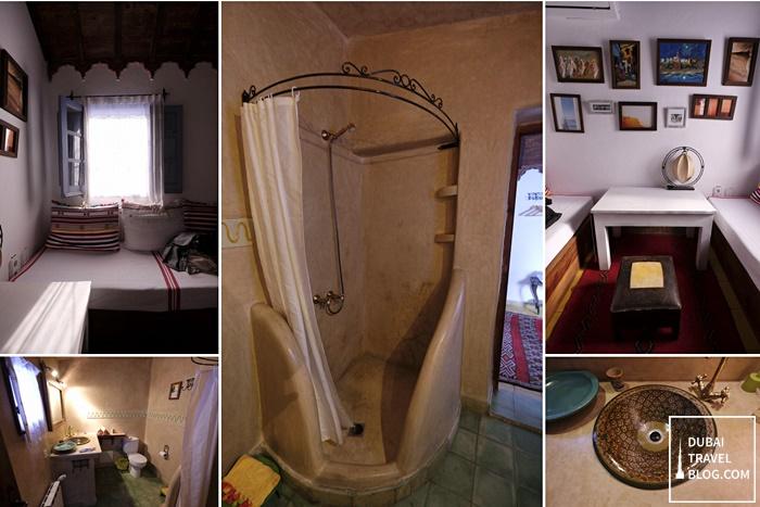 casa perleta room morocco