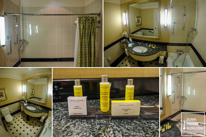 tbilisi marriott hotel bathroom