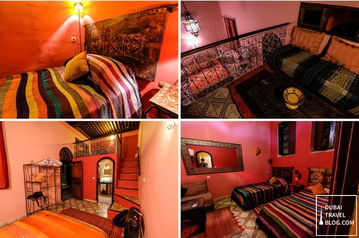 riad tafilalet room fez morocco