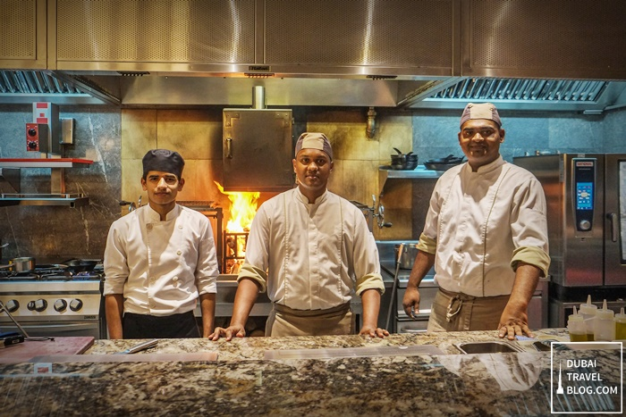 RARE restaurant chefs