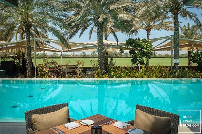 desert palm dubai pool resort