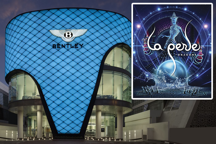 la perle bentley partnership