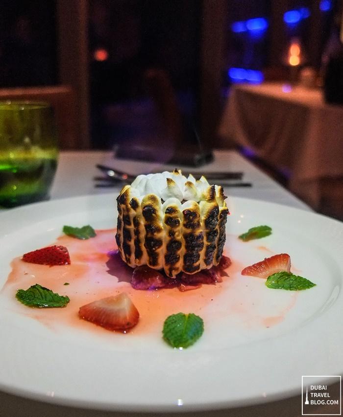lolivo italian ristorante dessert