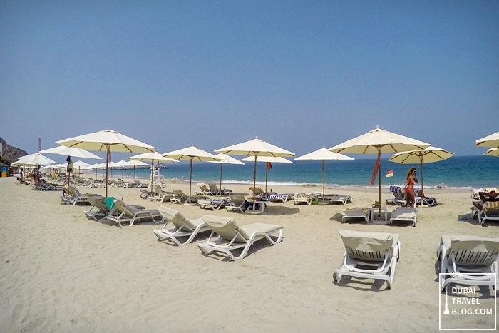 radisson blu beach sand fujairah