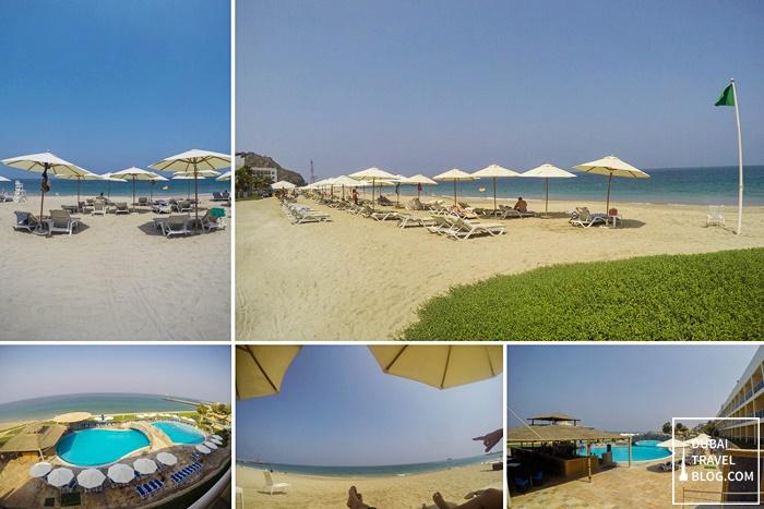 radisson blu resort fujairah beach
