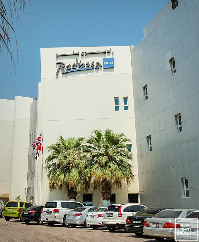 radisson blu resort in fujairah uae