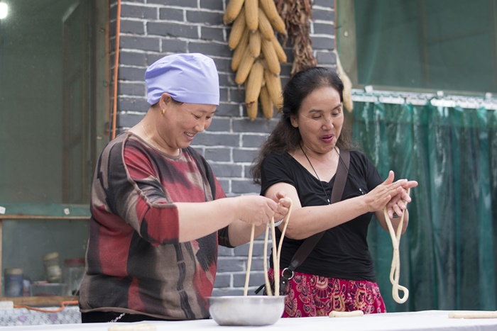 Chinese Hui style cooking