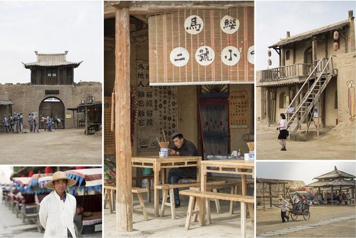 Zhenbeibao West Movie City Yinchuan