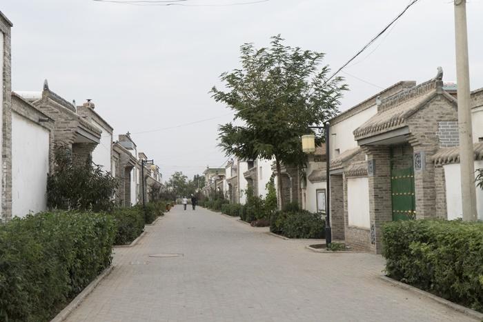 muslim village wuzhong ningxia