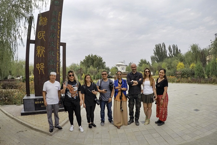 ningxia bloggers group tour