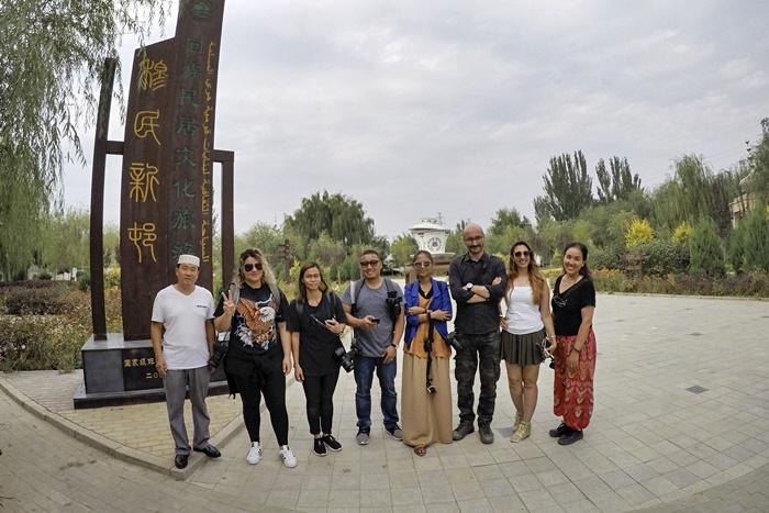 ningxia bloggers group tour