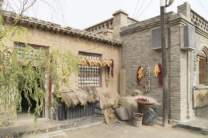 ningxia movie set attraction