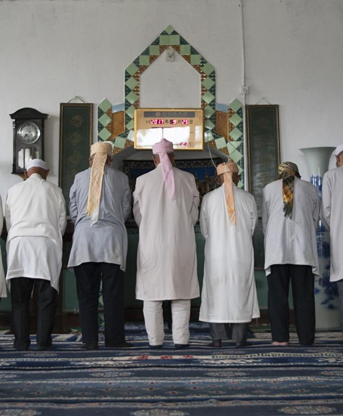ningxia muslim village tour