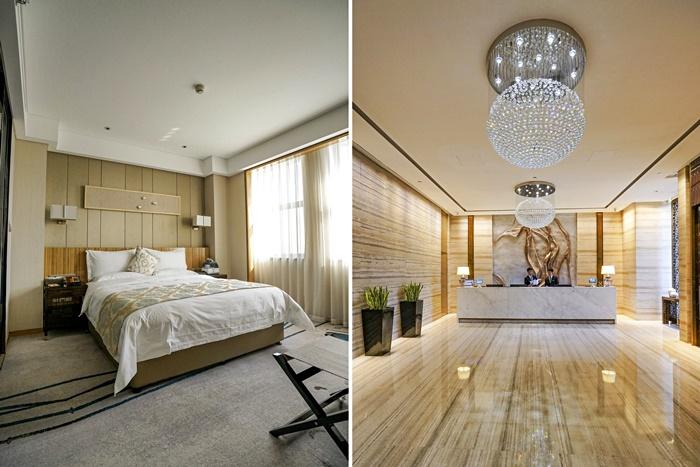 yinchuan xifujing hotel review