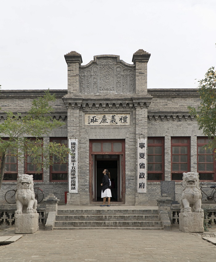 zhenbeibao movie studio ningxia