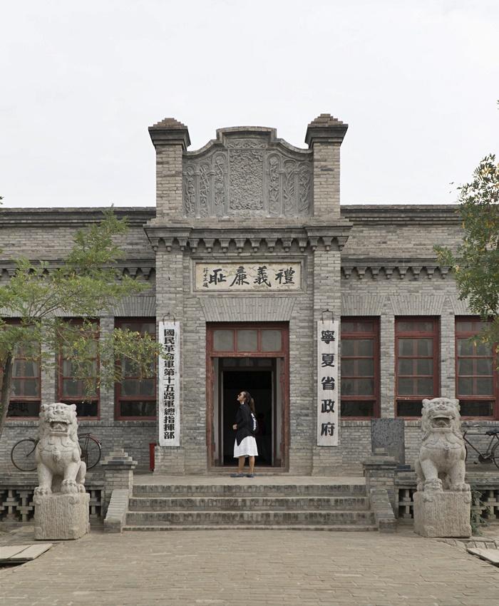 zhenbeibao movie studio ningxia