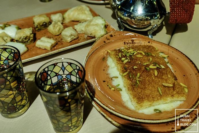arabic desserts reem al bawadi