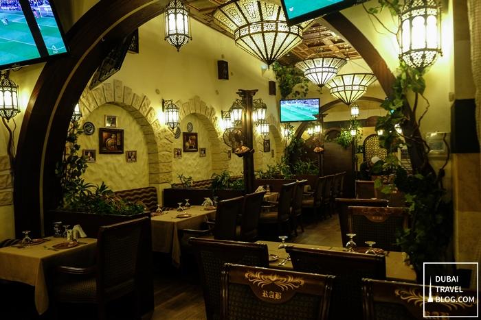 arabic restaurant reem al bawadi dubai