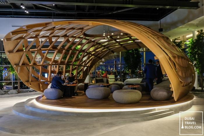 jetex flight lounge