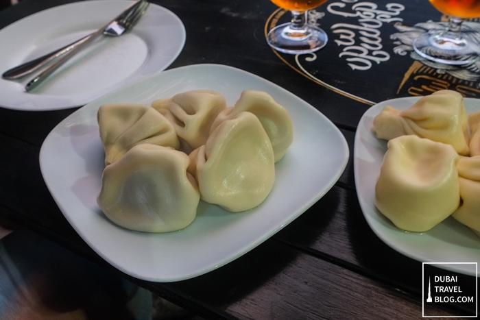 khinkali georgia food